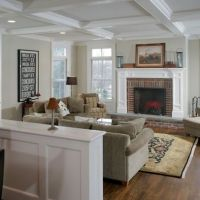 Half Wall Room Divider Design Ideas, Pictures, Remodel ...