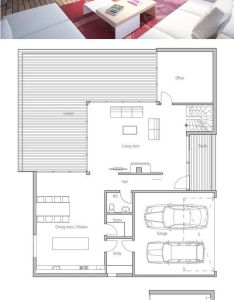 Contemporary home with very spacious interior large windows high ceilings three bedrooms also rh pinterest
