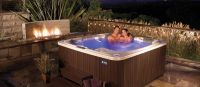 hot tub pictures backyard | Hot Tub Backyard Design ...