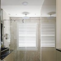 shutter in shower | Bathrooms | Pinterest | Wet rooms ...