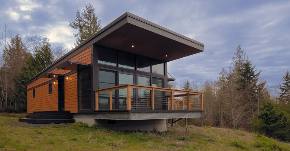 30 Beautiful Modern Prefab Homes Design Cabin And Search