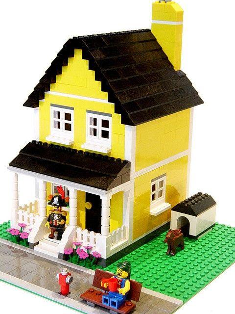 Lego House Design Ideas House Style Pinterest Lego House