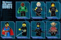 Custom Lego Minifigure of the Week - DC Universe Series 3 ...