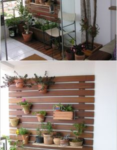 Vertical garden for side wall also best images about varanda on pinterest patio decks and decking rh