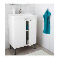 FULLEN / TLLEVIKEN Sink cabinet, white | Sinks, Bath and ...