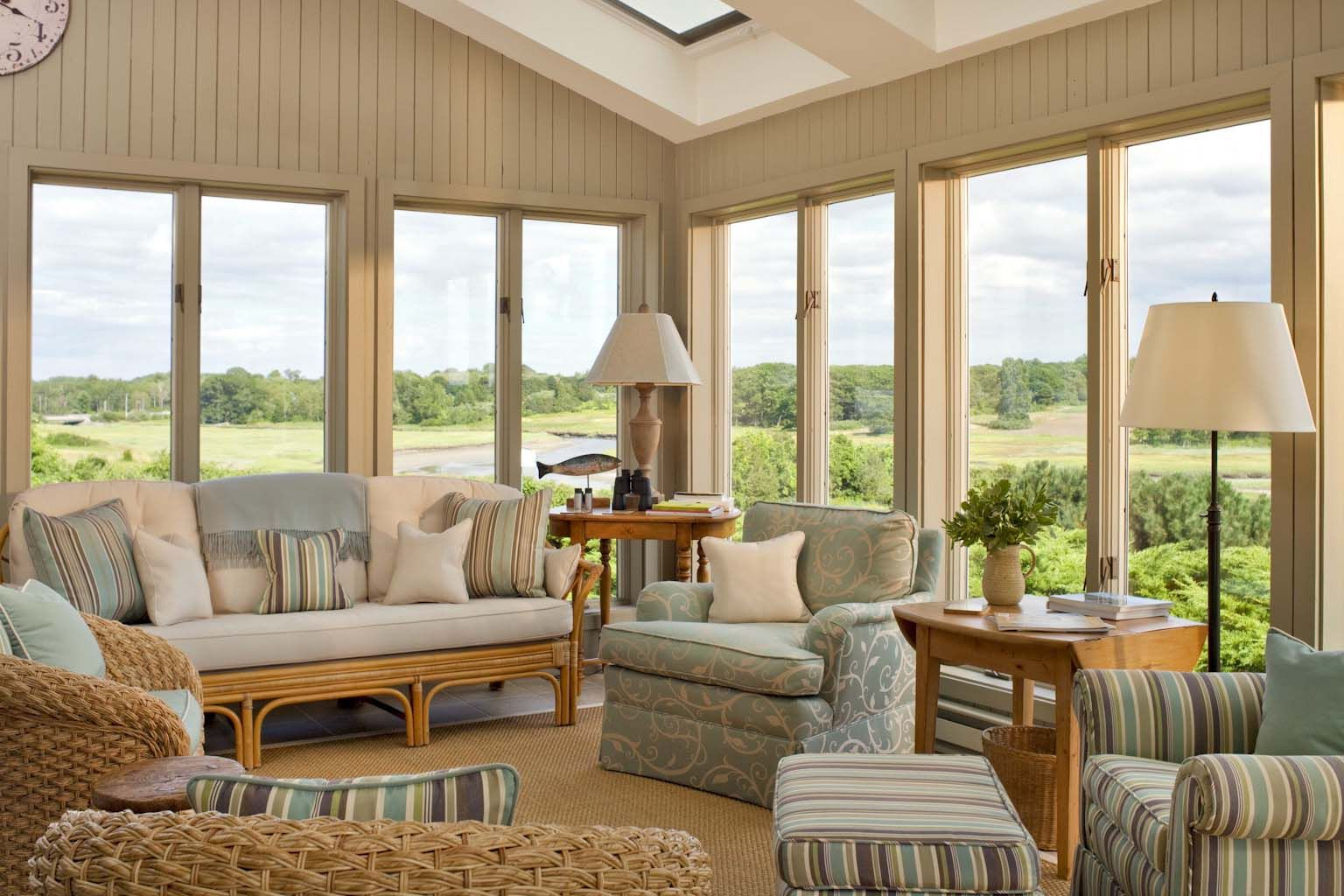 Furniture ideas for sunrooms to inspire you on how to