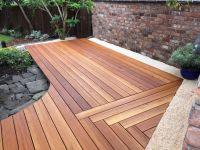 Yellow Balau Hardwood Deck - image thanks to Conor ...