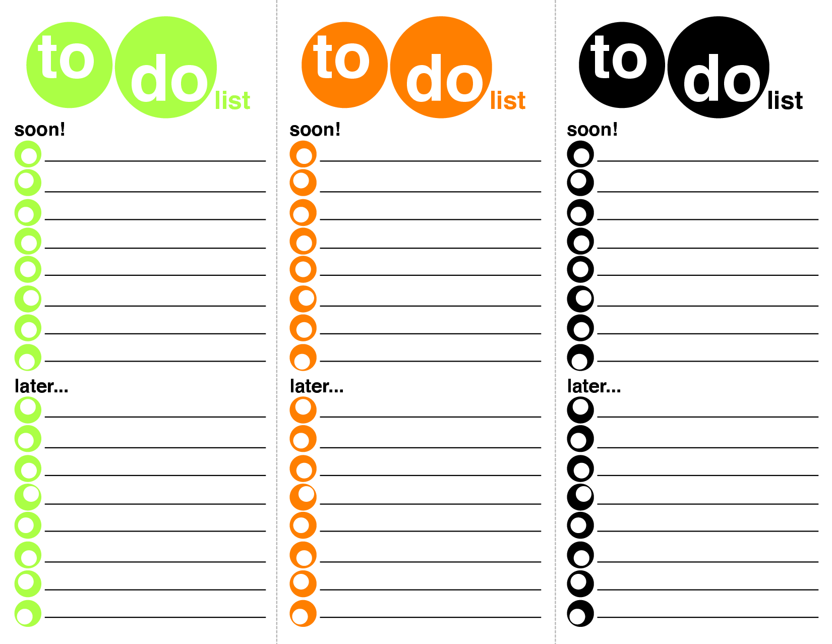 6 Best Images Of To Do List Printable Free Things To