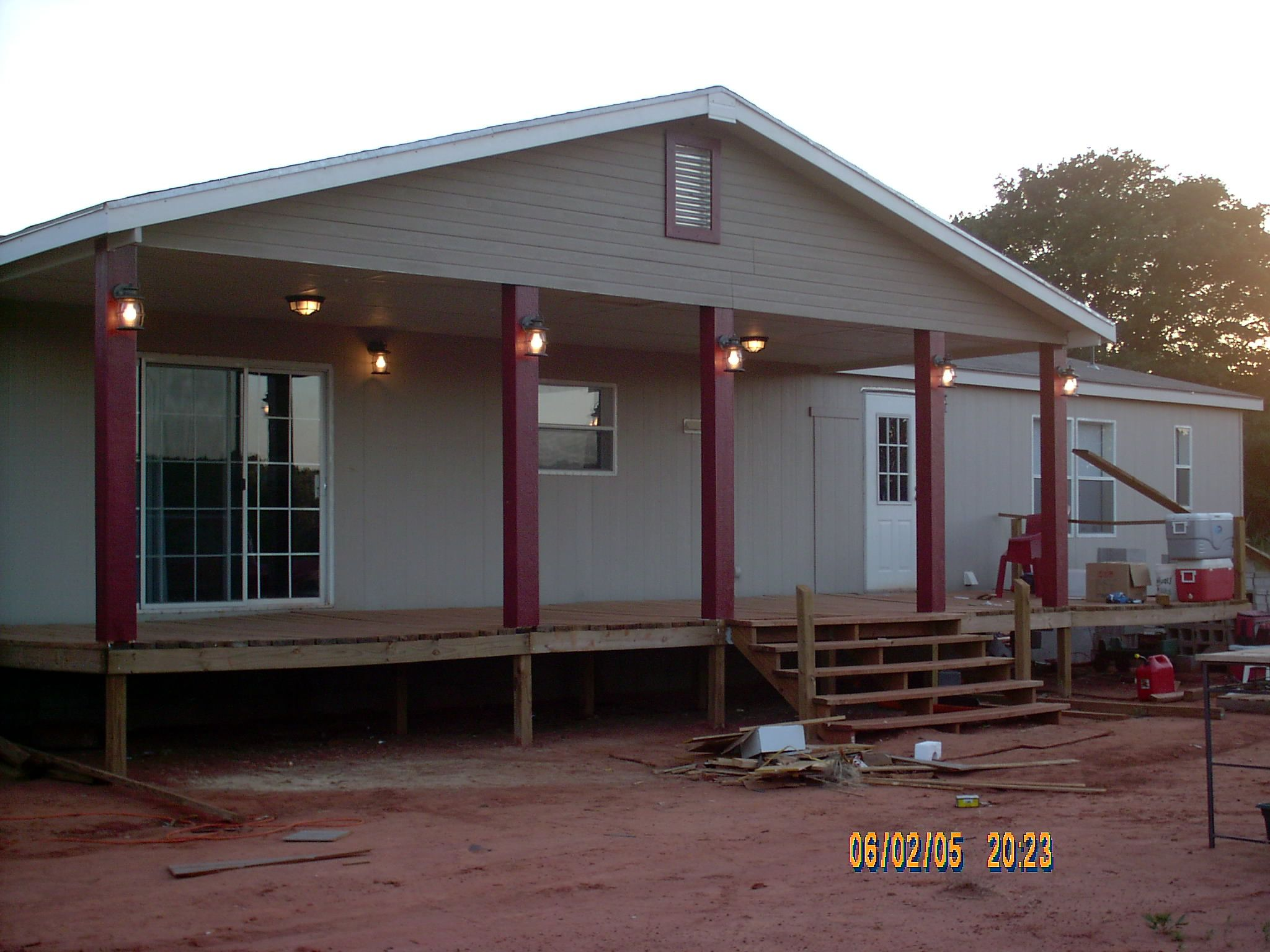 Mobile Home Deck Designs DECK PLANS FOR MOBILE HOMES House