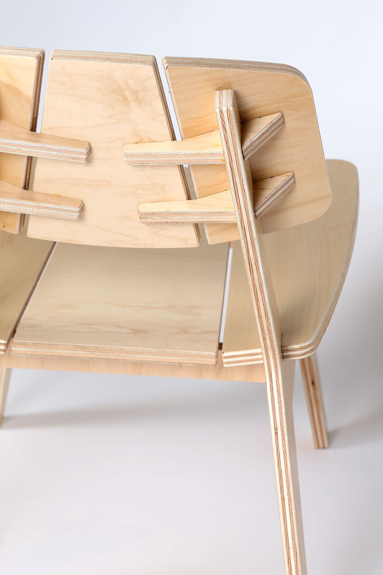 how to make a plywood chair reclining office chairs australia p9l by alejandro palandjoglou furniture