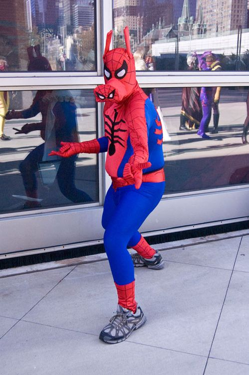 Peter Porker  the Spectacular SpiderHam   Costumes and