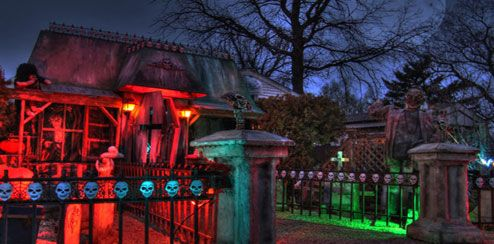 Halloween Haunt Halloween Home Haunting And Decorating Ideas