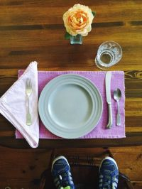 How To Set The Table Properly | Apartment therapy ...