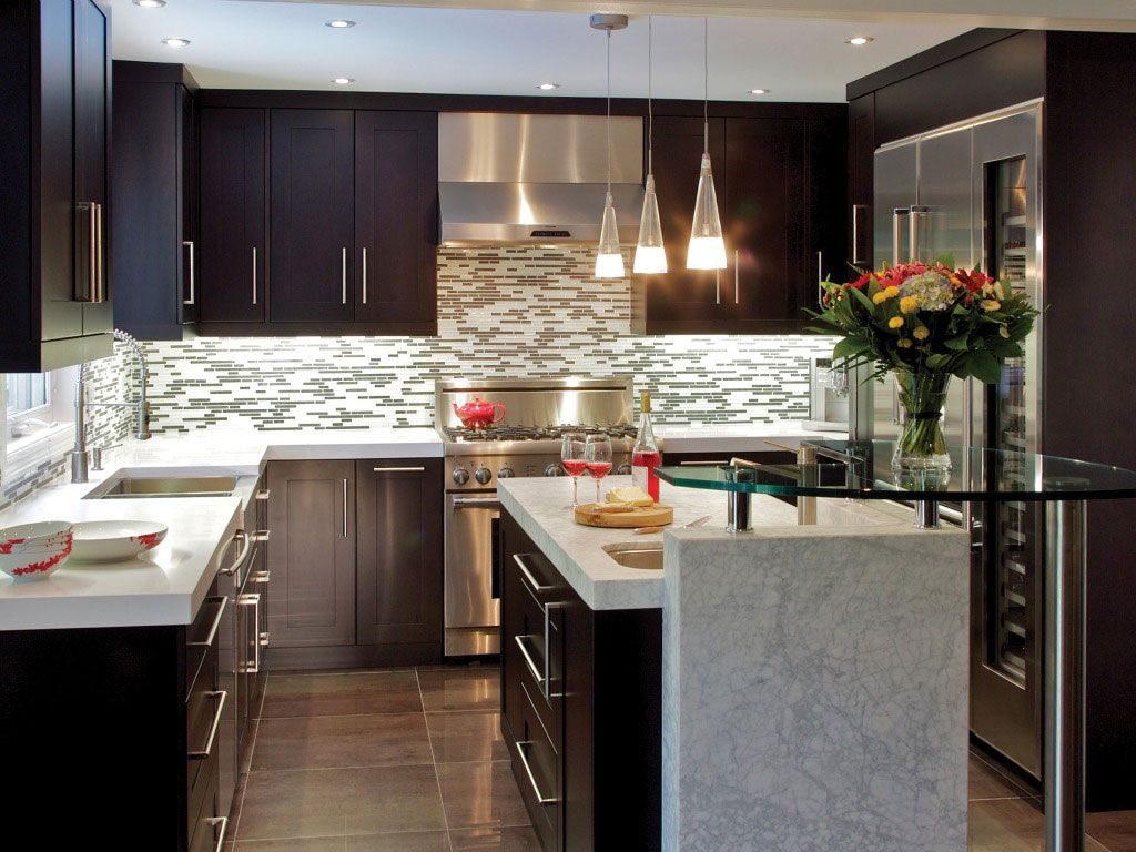 25 Best Ideas About Contemporary Kitchen Design On Pinterest