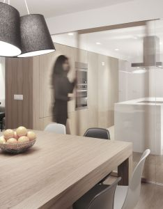 Gm apartment renovated by onside design studio refurbishment interior also vivienda kitchen pinterest apartments rh