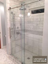 """Carrara Venato Bathroom. Tiles used are 12x12"""" for $7.00SF ..."""