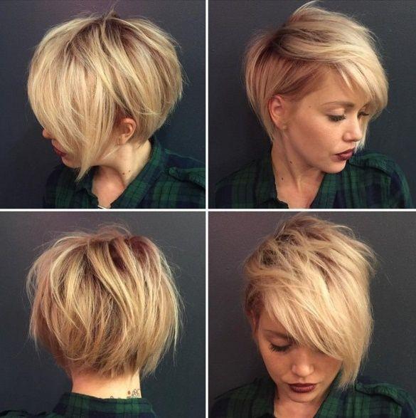 10 Chaotisch Shaggy Frisur Für Kurze Haare Peinados Pinterest