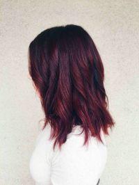 Cherry Coke hair color | Hair | Pinterest | Cherry coke ...