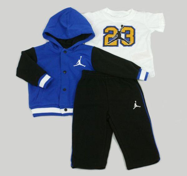 Baby & Toddler Boys Nike Air Jordan 23 Varsity Hoodie T