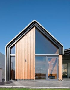 modern beach house in scotland architecture westofmay also best images about homes on pinterest villas rh