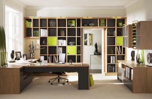 How To Design A Home Office Photo Of 74 Home Office Design Ideas
