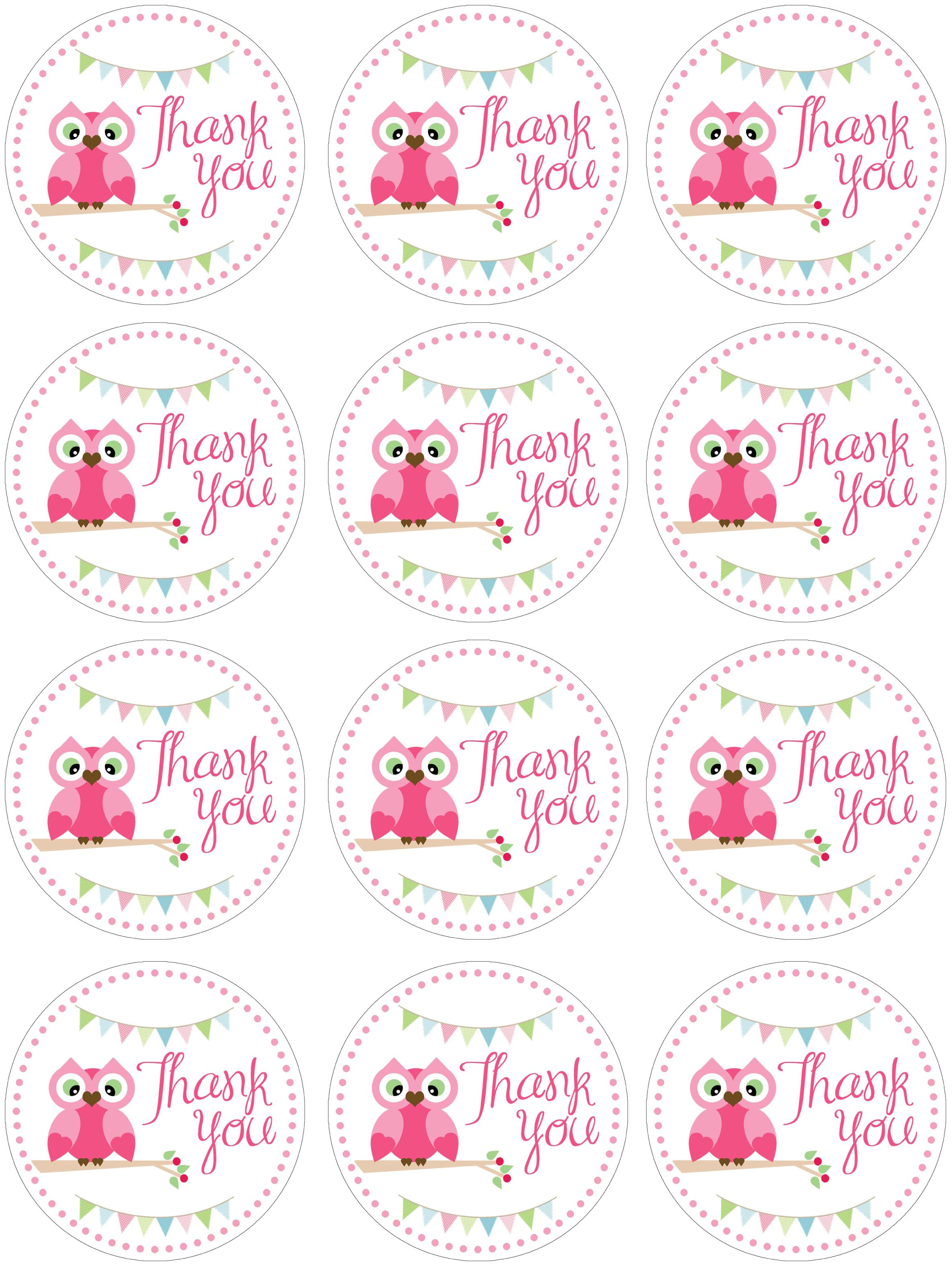 Owl Themed Birthday Party With FREE Printables Owl