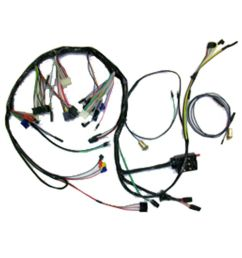 67 68 mustang shelby alternator wire wiring harness oem style wiring diagram ame [ 1000 x 1000 Pixel ]
