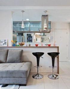 Decoracao de cozinha americana confira as fotos  dicas also interiors rh uk pinterest