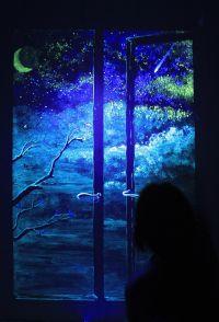 a window on the night | In my dreams | Pinterest | Window ...