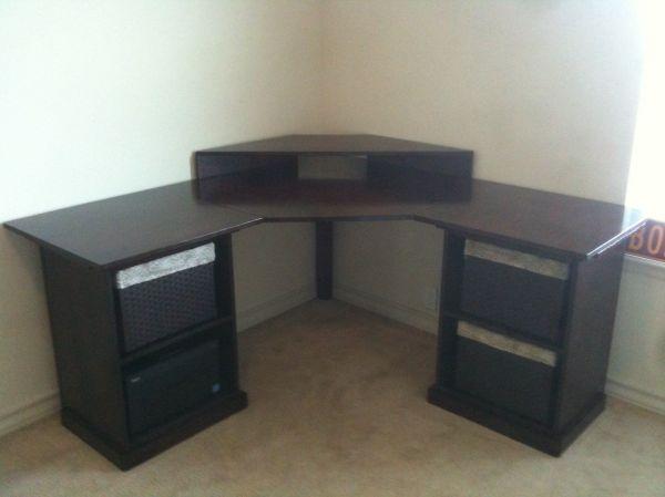 Ana White Corner Desk