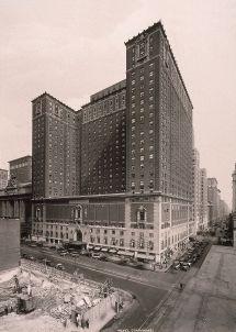 Commodore Hotel New York