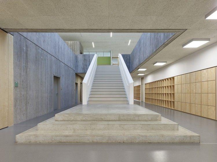 Intercultural Education Center At Tübingen Se Arch Architekten