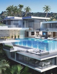 This is top end scale in dream home land    swimming pool outside also pin by calvert chan on lincoln house pinterest architecture the rh