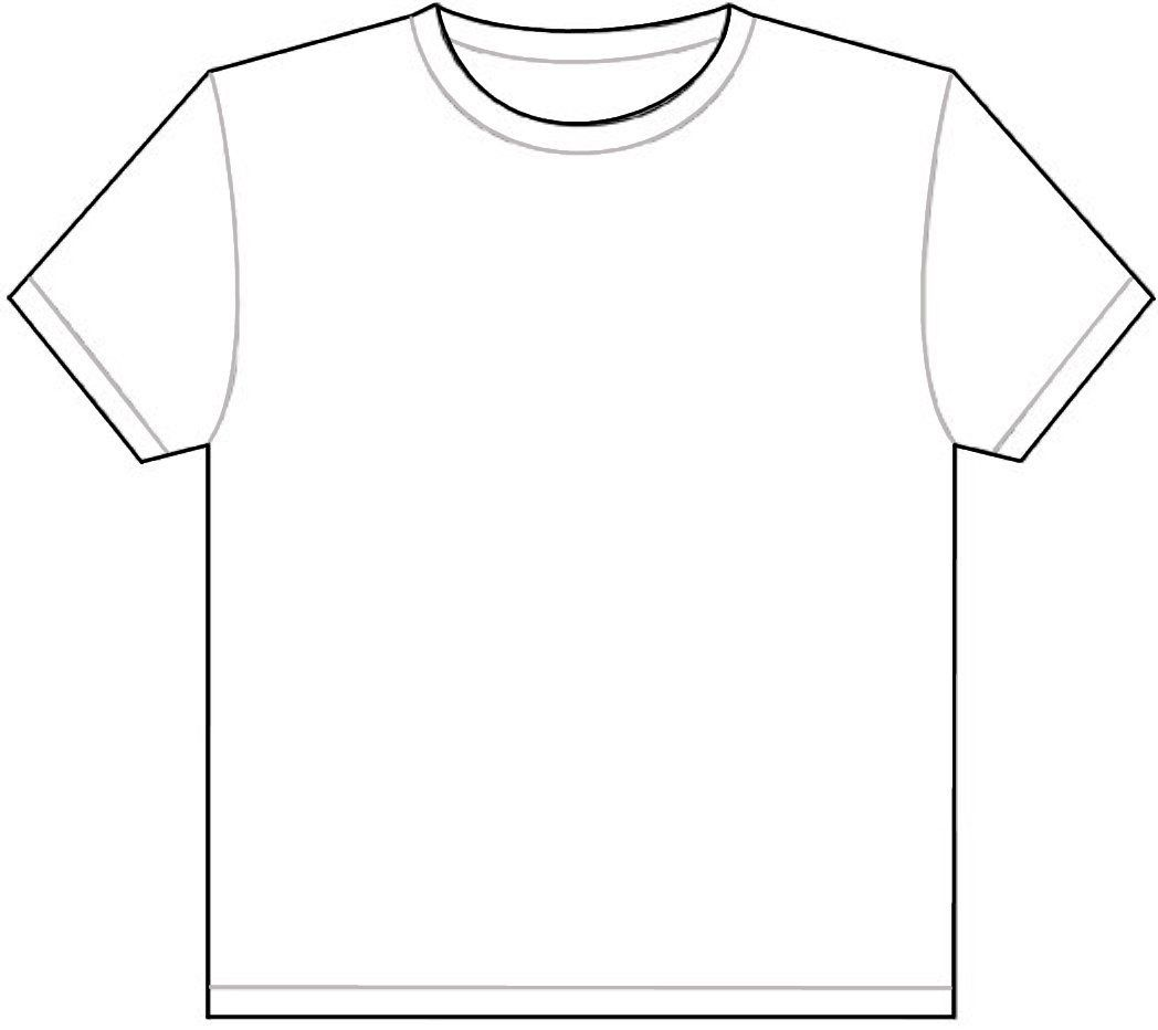 Printable T Shirt Template