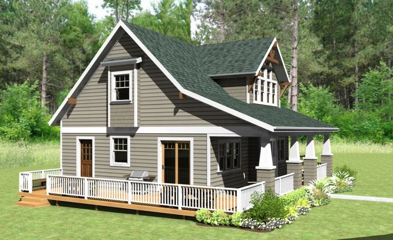 Attractive Cottage Homes Simple Beautiful And Harmonious Cottage House