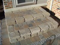 Paver Stairs How To Build | Website Building Software ...