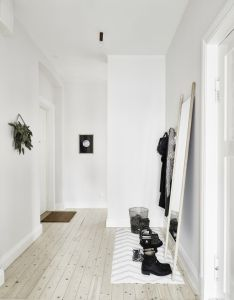 Scandinavian style is very popular now cause of its simplicity and beauty you can see in it keep your entryway simple stunning with these scandi also pin by designyourhomepl on home pinterest rh