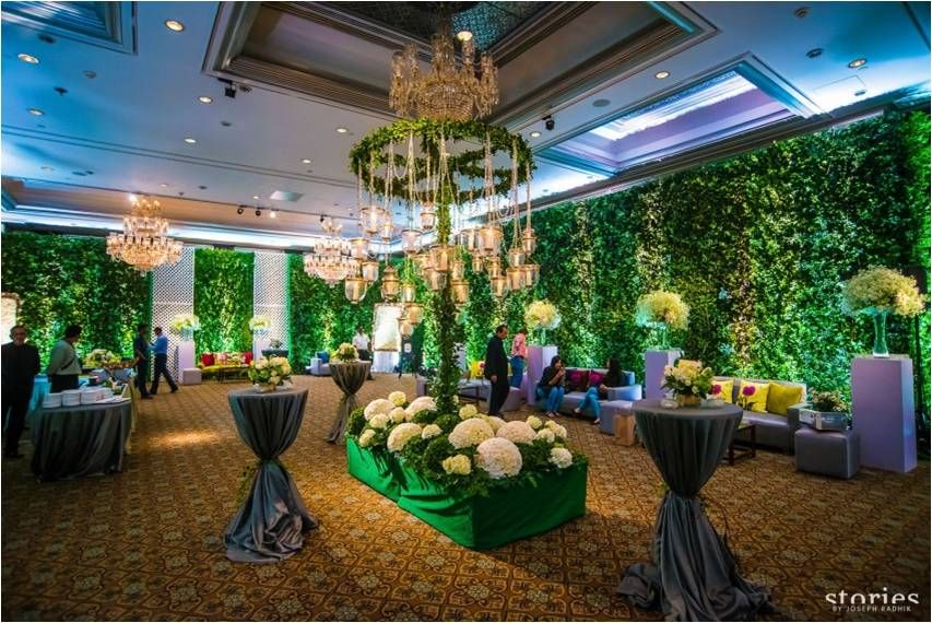 7 Indian Wedding Themes That Totally WOW ! Gardens Trees And