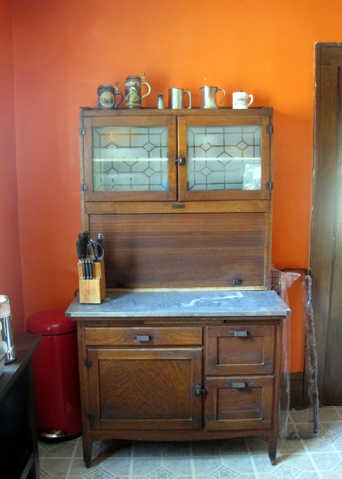 vintage kitchen hutch hotels in miami with this would be a great way to restore my old hoosier