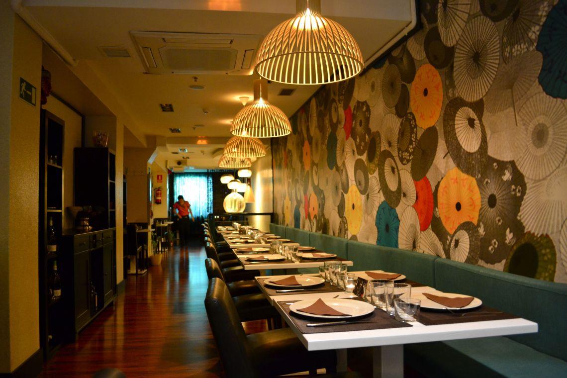 restaurant decoration idea