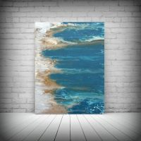 Art Painting Acrylic Paintings Abstract LARGE Wall Art ...
