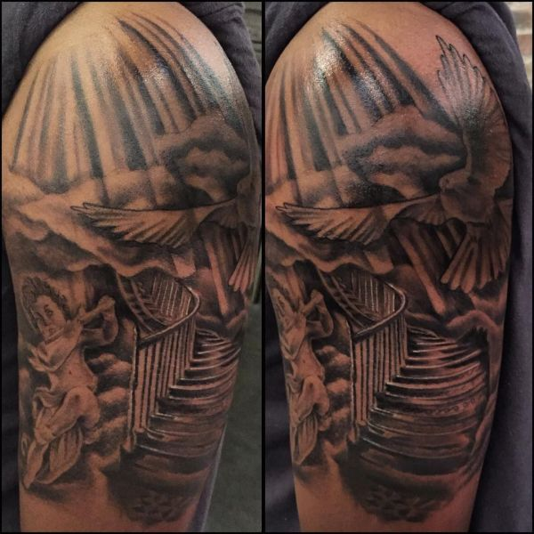 Heavens Gates Tattoo Designs Vtwctr