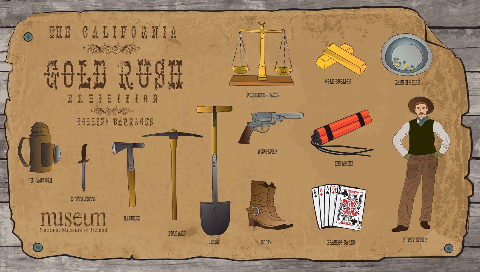 Correia Creative Design Gold Rush