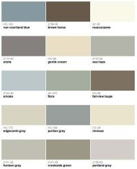 Candace Olson's favorite Benjamin Moore Colors ...