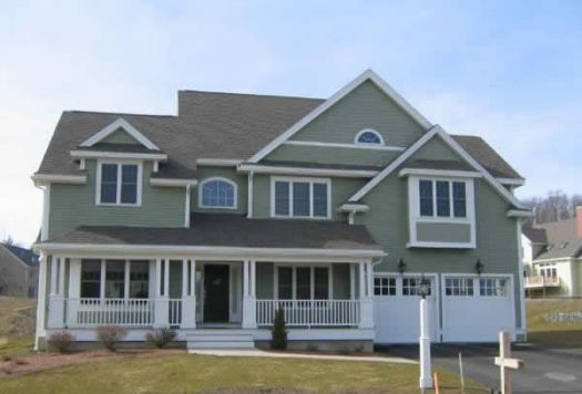 Green Exterior House Paint Colors At Certapro Painters Of Westchester And South Connecticut We Have A