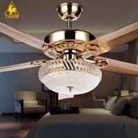 Three chicken photoelectric luxury decorative crystal ...