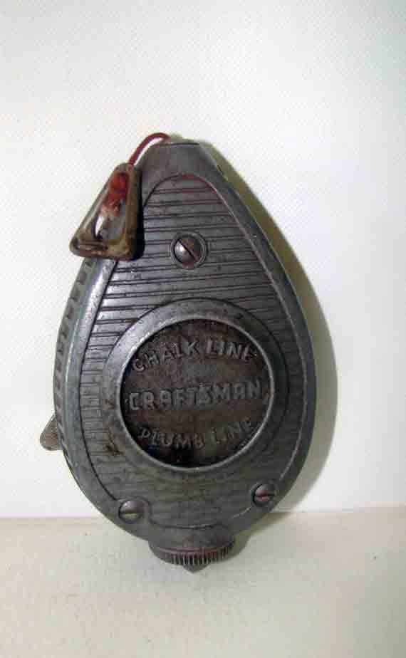 1940 Craftsman Tool Box