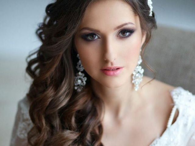70 best wedding hairstyles - ideas for perfect wedding | side