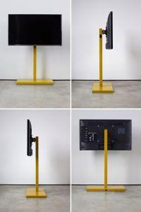Minimalist TV Stand | QUARTER design studio | For the Home ...
