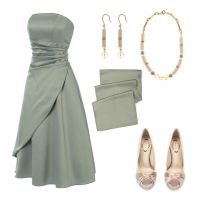 Sage Green Bridesmaid Dresses | wedding Pictures | Sage ...